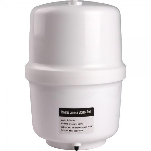 8 Litre Plastik Su Arıtma Cihazı Tankı